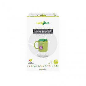 Herbodiet suave Respirar 20 Infusiones Nova Diet