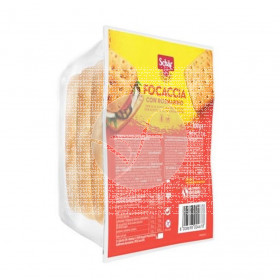 Pan Focaccia con Romero sin gluten 200Gr Dr. Schar