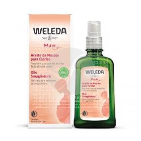 Aceite De Masaje Para Estrías 100 ml Weleda