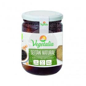 Seitan Bio bote Vidrio Esterilizado Vegetalia