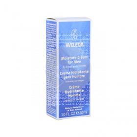 Crema Facial Hidratante Para Hombre 30ml Weleda