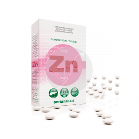 Zinc Retard Comp Soria Natural