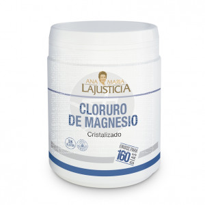 Cloruro De Magnesio Cristalizado Ana Maria Lajusticia