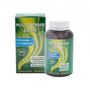 Multi Woman Extra capsulas Ultravit