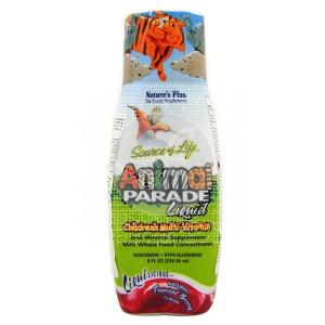 ANIMAL PARADE LIQUILICIOUS 236ML NATURE'S PLUS