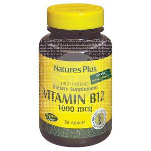 VITAMINA B12 1000MCG NATURE´S PLUS