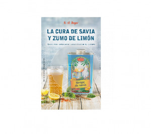 Libro La Cura De Savia y Zumo De Limon De K. A. Beyer Madalbal
