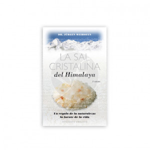Libro La Sal Cristalina Del Himalaya Madalbal