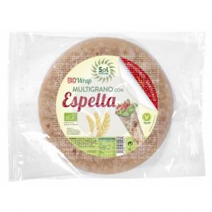 Wrap Espelta Multigrano Bio Solnatural