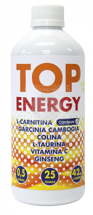 Top Energy Limon Just-Aid