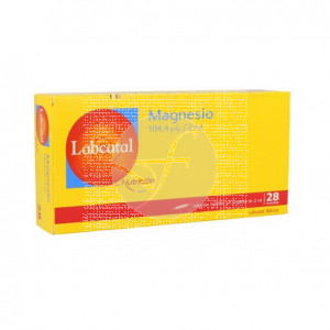 Labcatal 9 Magnesio 28 viales