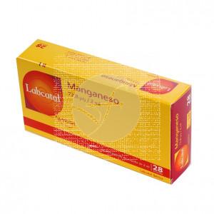 Labcatal 10 Manganeso Alergias 28 viales