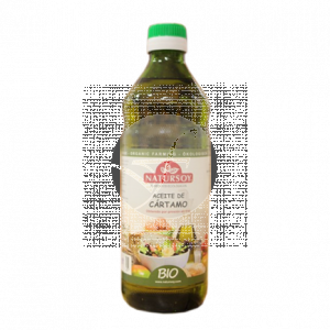 ACEITE CARTAMO 500ML BIO