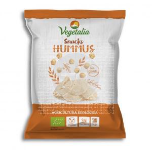 Snack De Hummus Bio sin gluten 45Gr Vegetalia