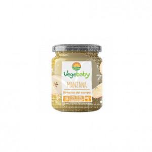 Potito de manzana Eco Sin gluten 190gr Vegebaby