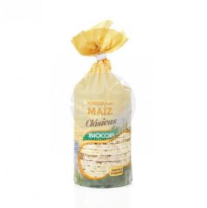 Tortitas De Maiz con Sal Biocop