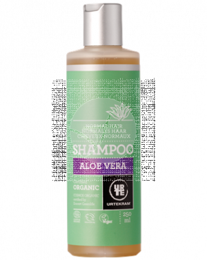 Champu Aloe Vera cabellos Normales 250ml Urtekram