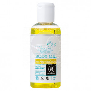 Aceite corporal Baby sin Perfume 100ml Urtekram