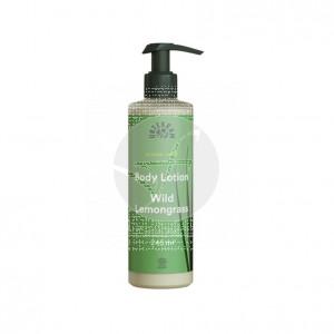 Loción corporal lemongrass citronerla organic vegano 245ml Urtekram