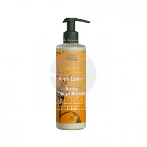 Loción corporal orange blossom 245 ml organic vegano Urtekram