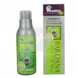 Champu De Bardana Vitaminado 250ml Kunda