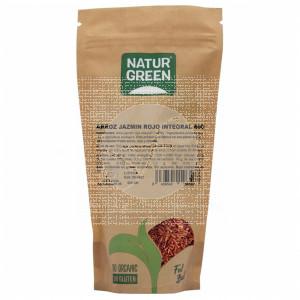 Arroz Jazmin Rojo Integral Bio 500gr NaturGreen
