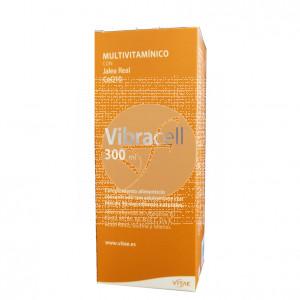 Vibracell Jarabe Multivitaminico 300ml Vitae
