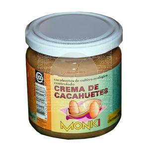Crema De cacahuetes 330Gr Monki