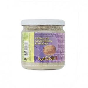 Crema de Almendras Blancas 330Gr Bio Monki