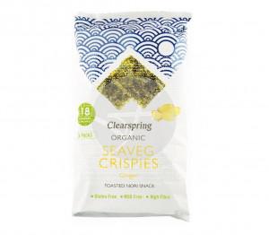 Snack De Nori Tostado con Jengibre Bio Clearspring