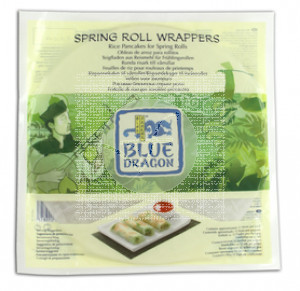 Rollitos Wrapp Vegano 134 gr Blue Dragon