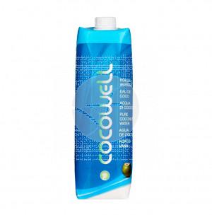 AGUA COCO COCOWELL BRICK 1 LITRO 100% NATURAL