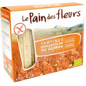 Tostadas Pan Quinoa 150gr Le Pain Des Fleurs