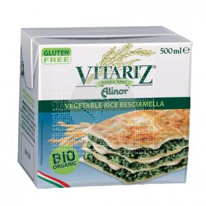 Salsa Bechamel de Arroz 500ml Vitariz