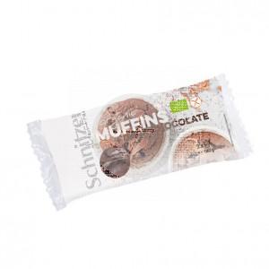 Muffins De Chocolate Bio sin gluten Schnitzer