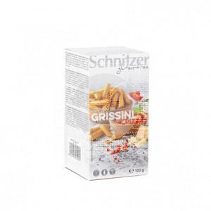 Palitos Grissini Pizza Sin Gluten 100gr Schnitzer
