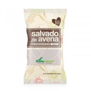 Salvado De Avena Fino Micronizado Soria Natural