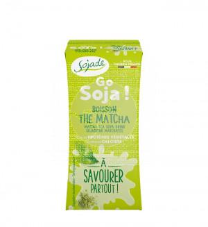 Bebida de Soja Te Matcha Bio 3X200ml Sojade