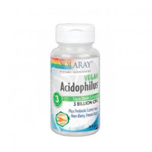 Acidophilus 3 Triple Strain Formula Vegan Solaray