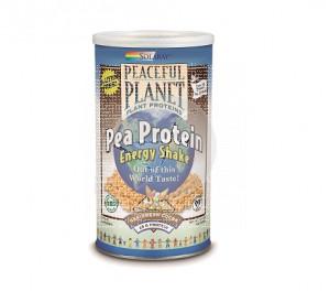 Proteina De Guisante sabor Chocolate Solaray