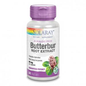 Butterbur Root Extract 60 Cápulas Solaray