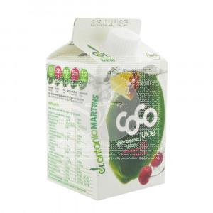 Agua De Coco con Piña y Acerola Bio 500ml Dr. Antonio Martins