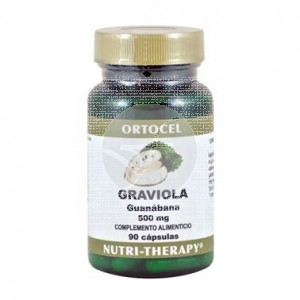 GRAVIOLA CAP EXTRACTO 500MG