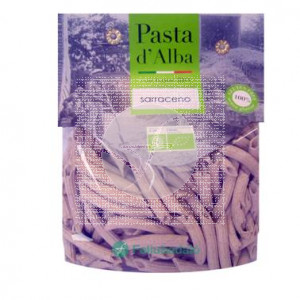 Macarrones Trigo Sarraceno Pasta D´Alba