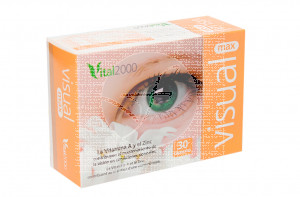 Visual Max capsulas Vital 2000
