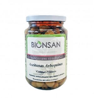 Aceitunas Arbequinas Eco 200Gr Bionsan