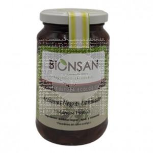 Aceitunas negras Laminadas Eco 170gr Bionsan