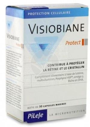 Visiobiane Protect 30 capsulas Pileje