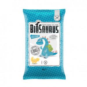 Snacks con Sal Marina Bio 50Gr Biosaurus