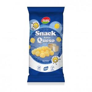 Snacks Sabor Queso Sin gluten Vegano 95grs Esgir